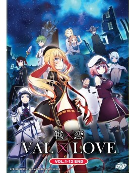 VAL × LOVE VOL. 1-12 END